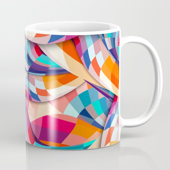 Versicolor Mug