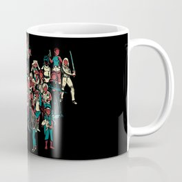 LADY KNIGHTS!! Coffee Mug