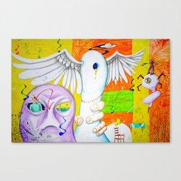 Realm III Canvas Print