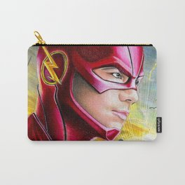 Barry Allan-THE FLASH Carry-All Pouch