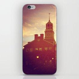 Samford iPhone Skin