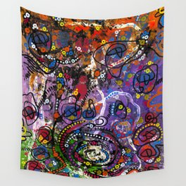 """""""tempest"""" Wall Tapestry"""