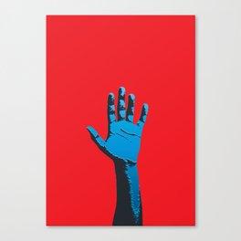 IMpacto #01 Canvas Print