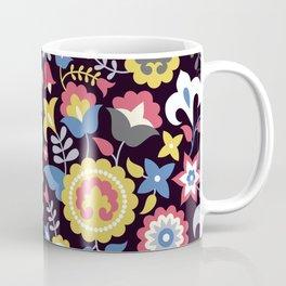 Flowers motives Coffee Mug