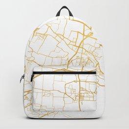 VENICE ITALY CITY STREET MAP ART Backpack
