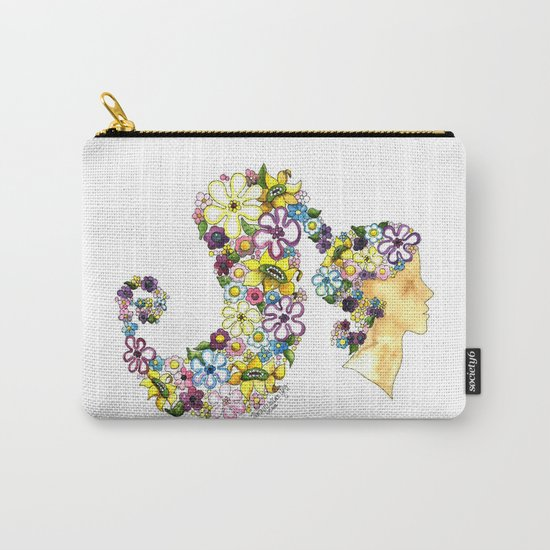 High Fashion Carry-All Pouch
