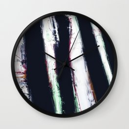 First shadow Wall Clock