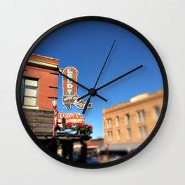 Leddy Wall Clock