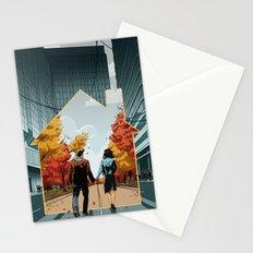 Seeking Suburbia Stationery Cards