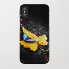 LEAF Slim Case iPhone X