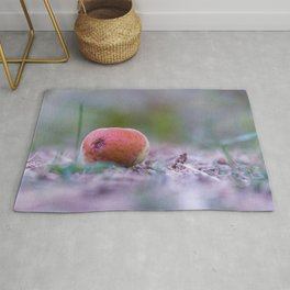 The evil Queen bad apple Rug