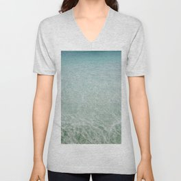 summer ocean vii / arraial do cabo, brazil Unisex V-Neck