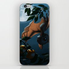 Bat Fruit iPhone & iPod Skin