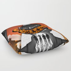 A Clockwork Orange Floor Pillow