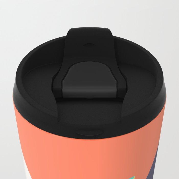 Poligonal 248 Metal Travel Mug
