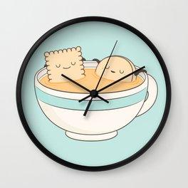 loosen up a little! Wall Clock
