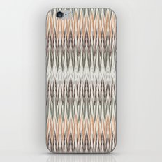 Ikat Abstratct Lines iPhone & iPod Skin