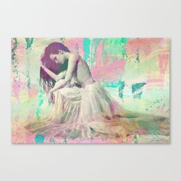Beautiful Like a Rainbow Canvas Print