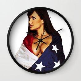 Lisa Ann Wall Clock