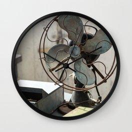 Open Air Office Wall Clock