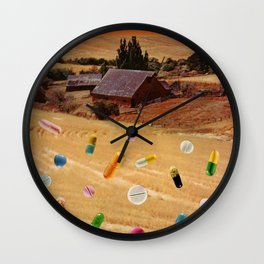 Promoting the General Welfare Wall Clock