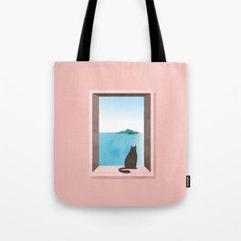 Cat Cat 04 Tote Bag