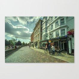 Well House Tavern Canvas Print