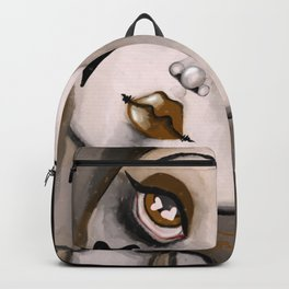 Brunette Beauty Backpack