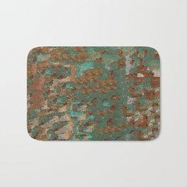 Southwestern Abstract Bath Mat