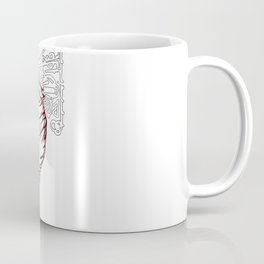 The Tasmanian Tiger Coffee Mug