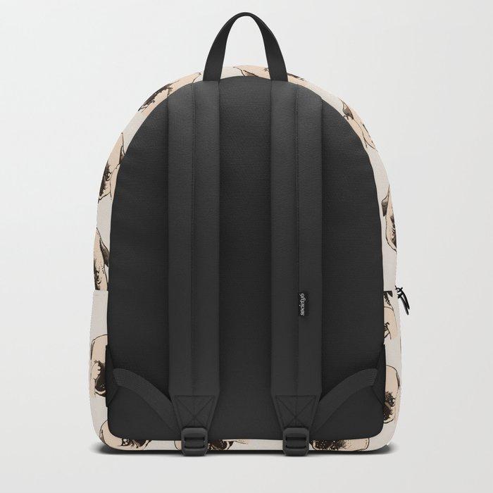 No Evil Pug Backpack