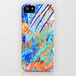 Burning Alive iPhone Case