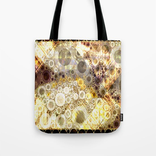 Kringles Chaos Tote Bag