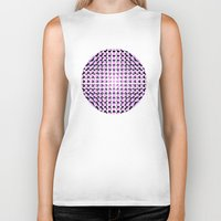 dots Biker Tanks featuring dots! by gasponce