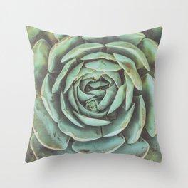 Efflorescence 9938 Throw Pillow
