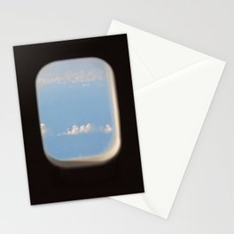 little fluffy cloud Stationery Cards