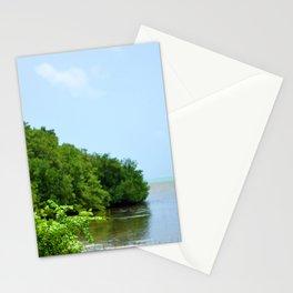 Long Key Stationery Cards