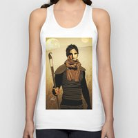 dune Tank Tops featuring DUNE by Storm Media