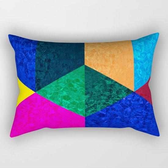 Ruby Summer Rectangular Pillow