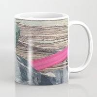 rocks Mugs featuring Rocks by Sarah Eisenlohr