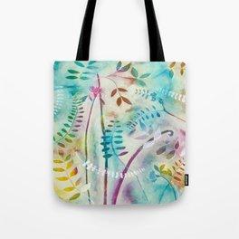 Wild Garden 2 Tote Bag