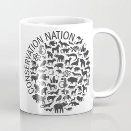 A Circle of Animals Coffee Mug