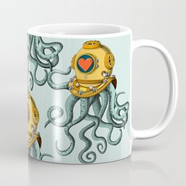 I'm falling in love with you? (left) Coffee Mug