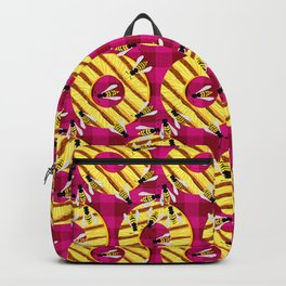 Perfect Party Pineapple with Picnic Pests Backpack
