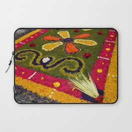 Guatemala - Alfombra Brights Laptop Sleeve