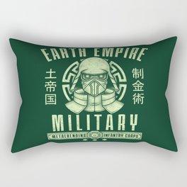 Long Live Kuvira Rectangular Pillow