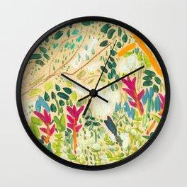 Tumoulin Wall Clock