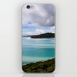 Whitsunday Islands- Whitehaven Beach iPhone Skin