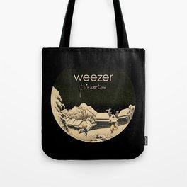 Weezer Pinkerton Tote Bag