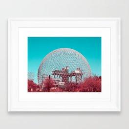Surreal Montreal 6 Framed Art Print